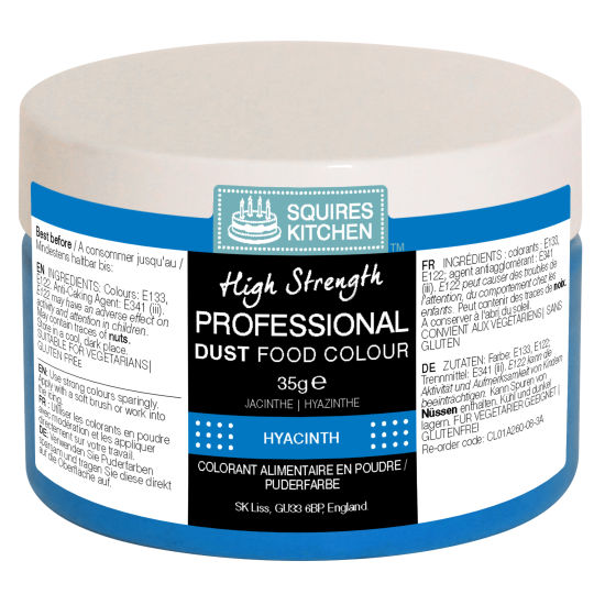 SK Professional Food Colour Dust Hyacinth 35g
