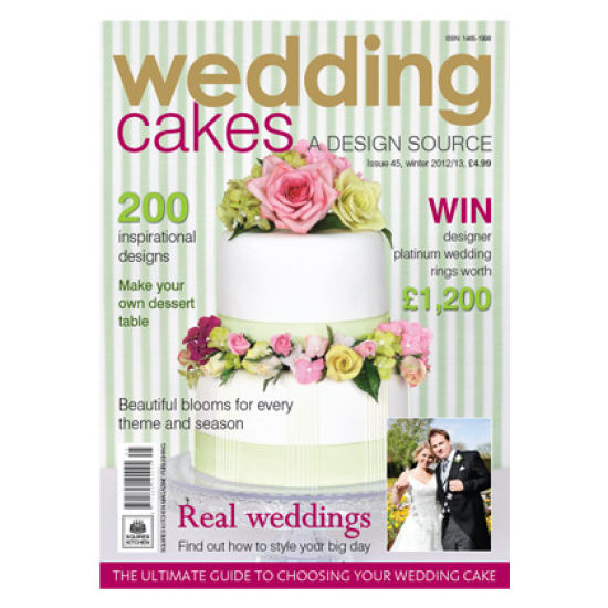 Wedding Cakes Magazine Winter 2012-13