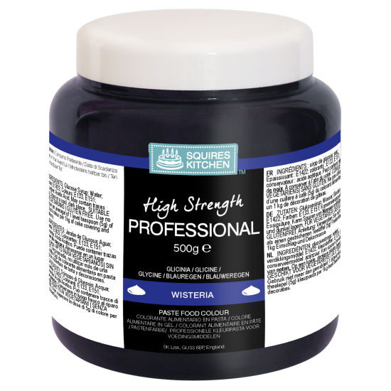 SK Professional Food Colour Paste Wisteria 500g