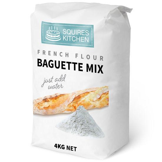 SK French Flour Baguette Mix 4kg