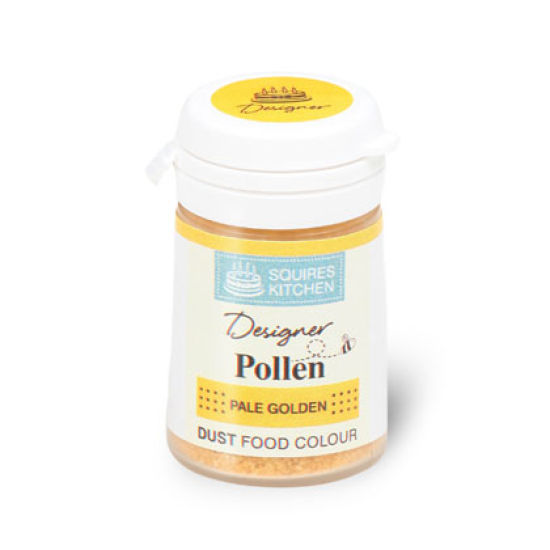 SK Designer Pollen Style Grains Pale Golden 14g