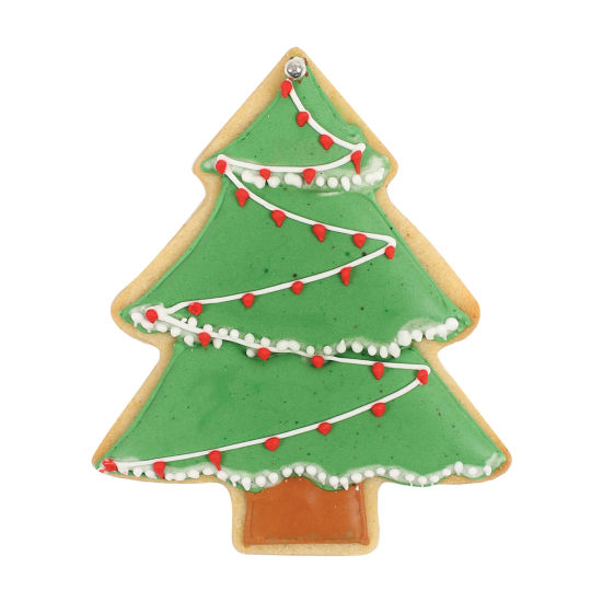 SK Christmas Tree Cookie Cutter