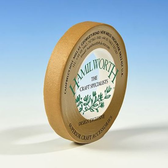Hamilworth Floral Tape 12mm - Beige