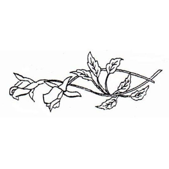 Patchwork Cutter & Embosser Entwined Roses