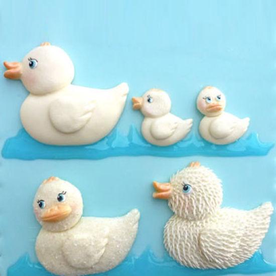 Karen Davies Rubber Duck Mould