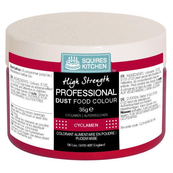 SK Professional Food Colour Dust Cyclamen (Ruby) 35g