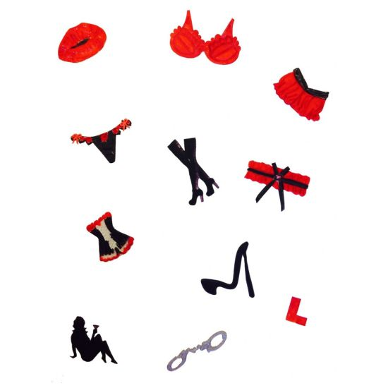 FMM Tappit Cheeky Accessories Set