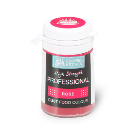 SK Professional Food Colour Dust Rose 4g