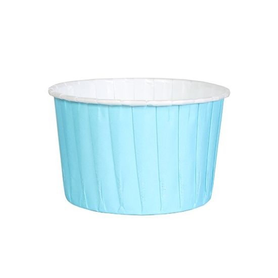 Blue Baking Cases Pack of 24