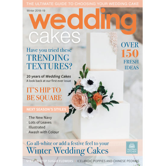Wedding Cakes Magazine Winter 2018–19