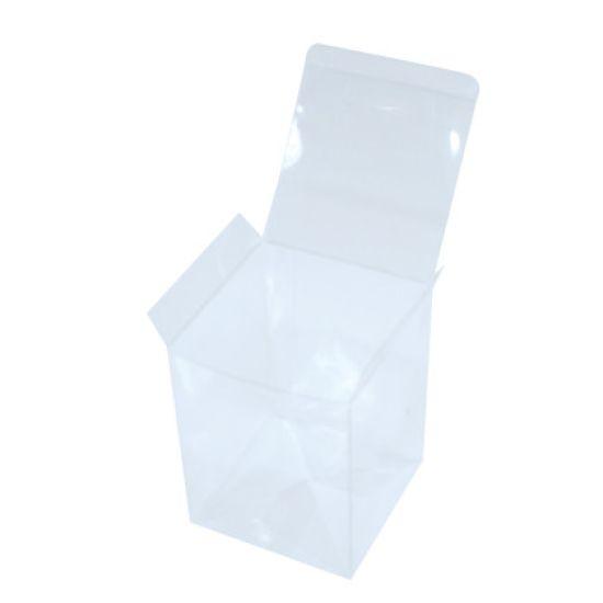 Acetate Display Box 8x8x9cm Pack of 10