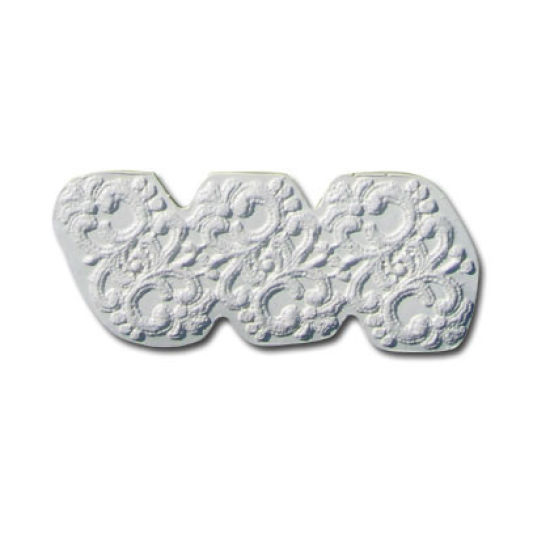SK-GI Silicone Mould Lace Classic Scroll