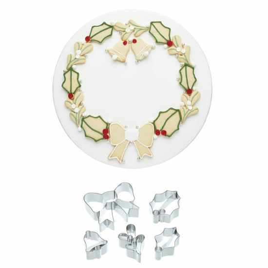Sweetly Does It Cookie Cutter Set