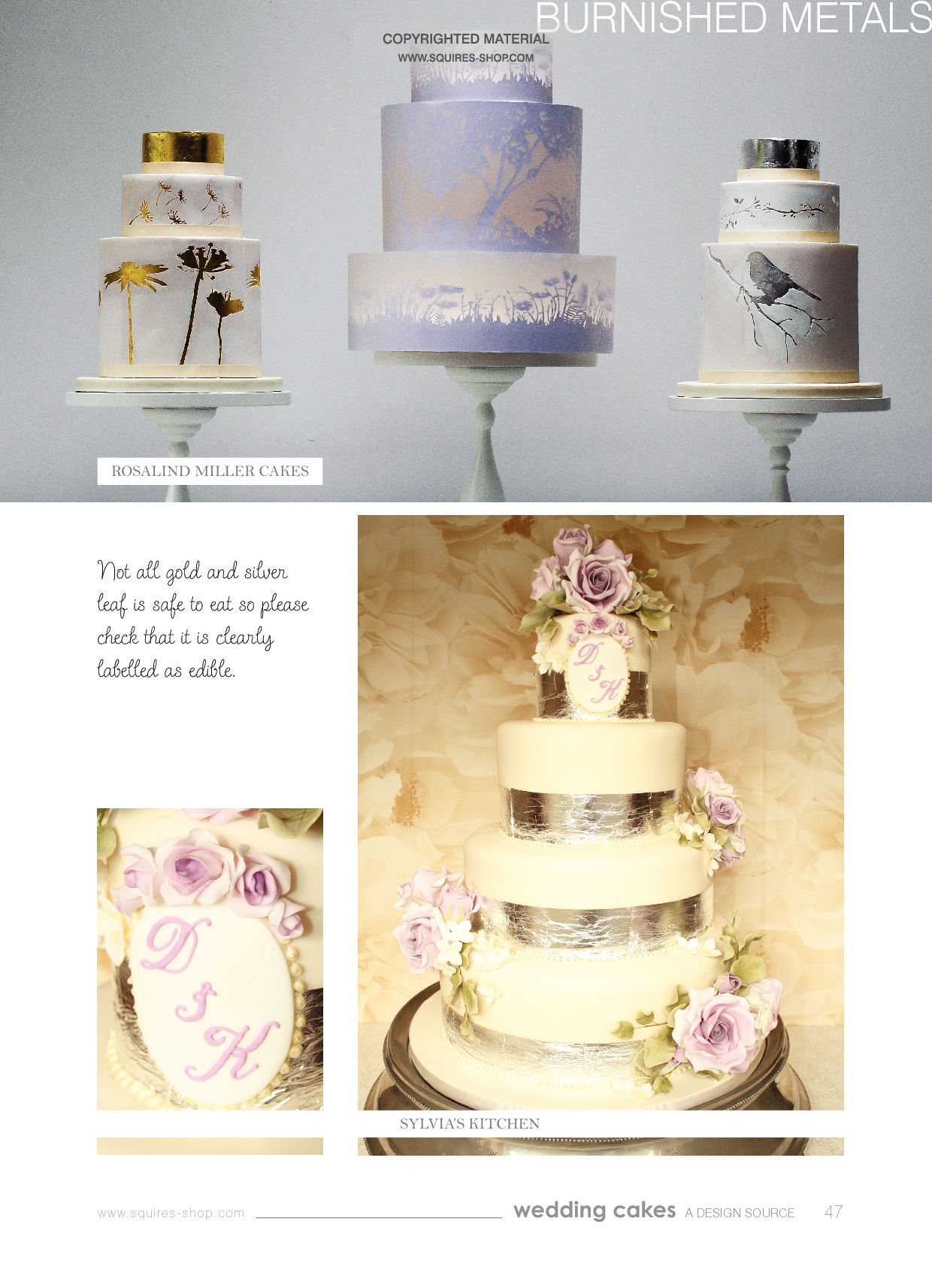 Wedding Cakes Magazine Spring 2014